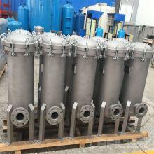 Filtro de agua de seguridad de gran caudal para tratamiento de agua