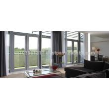 Vietnam original heat insulation, UV resistance uPVC Profile Door and Window
