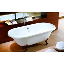 Cupc CE Double End Classic Claw Foot Bathtub