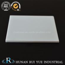 Folha de película fina cerâmica de alumina 95