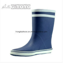 Marine Cylinder Rubber Boots in The Wind