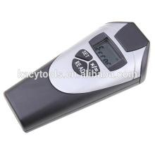 Medidor / medidor ultrasónico de la distancia con el indicador del laser