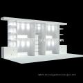 Detian Angebot Aluminiumrahmen Vitrinen mit LED-Beleuchtung