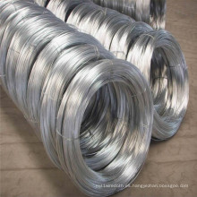 Electro galvanizado bobina de alambre de hierro (YD-001)