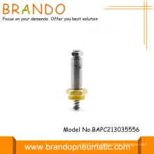 Válvula solenoide válvula piezas tubo base émbolo una pizca