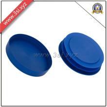Tampa decorativa da proteção da extremidade decorativa chanfrada plástica do PE (YZF-H160)