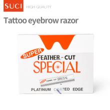 Einweg-Augenbraue-Rasiermesser-Trimmer-Blatt-Augenbrauen-Rasiermesser