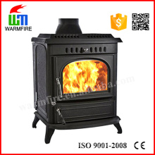 CE Certificate Free Standing Indoor Cast Iron Wood Stove Small