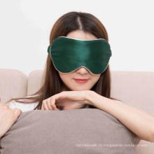 Venda quente de máscara para olhos de seda de beleza para dormir