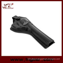 Long Style Tactical Army Leather Revolver Pistol Holster
