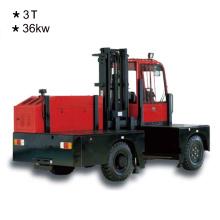 Side Load Forklift 3tons 36kw