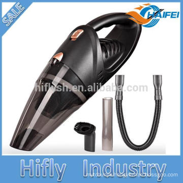 High Powered 12v Handheld Wet and Dry Car Vacuum Cleaner Kit Portable, Strong Suction 120w Automotive Carpet