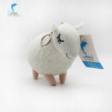 Electronic Keychain Fat Plush Sheep Toy