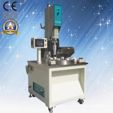 Máquina de solda ultra-sônica rotativa de plástico