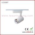 Sehr heiße 30W weiß / schwarz LED COB Track Lights für Schmuck Shop LC2328t