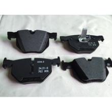 Almofadas de freio dianteiro Peças de automóvel Para o carro alemão X6 E72 34216776937