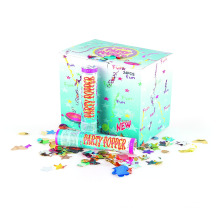 Party Popper With Foil Circle 20cm