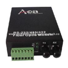 Fiber Optical Modem, RS232/RS485/RS422 to Fiber Optic Single ModeNew