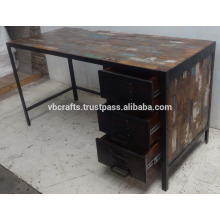 Industrieller Reclaimed Desk