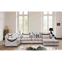 Modern Home Furniture, Sectional Fabric Sofa (960A)