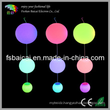 Colourful DMX Control Plastic LED Ball Light