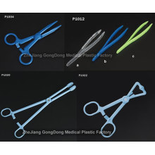 Twzeers, Scissors & Sponge Holder (Disposable Plastic)