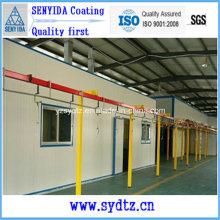 Nueva máquina de recubrimiento en polvo / equipo / Línea de pintura de transportador colgante