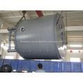 Máquina de secado continuo de discos de carbonato de magnesio