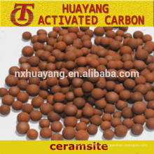 Ceramic sand filter media,ceramsite for sale,manufacturer supply