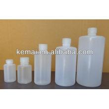 Botella de plástico para líquidos
