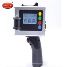 Fast Dry Easy Operate Hand Inkjet Printer/Hand Jet Printing machine