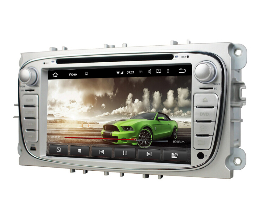 Android auto dvd voor Ford Focus 2008-2010