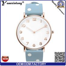 Yxl-112 Wholesale Factory Ladies Watch Spot Leather Hottest Wrist Watch Vogue Charming Lady Dress Watch OEM Custom Watches