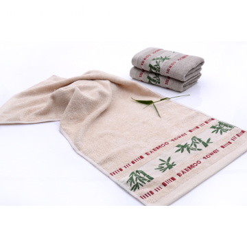 Bamboo Cotton Face Towel Bamboo Handdoeken