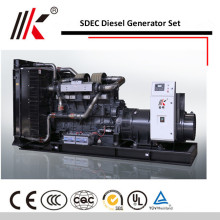 200MW GENERATOR WITH PORTABLE SILENT 1000KW DIESEL GENERATOR SET PRICES