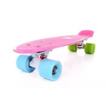 OEM/ODM Accepted Luminous Penny Skateboard