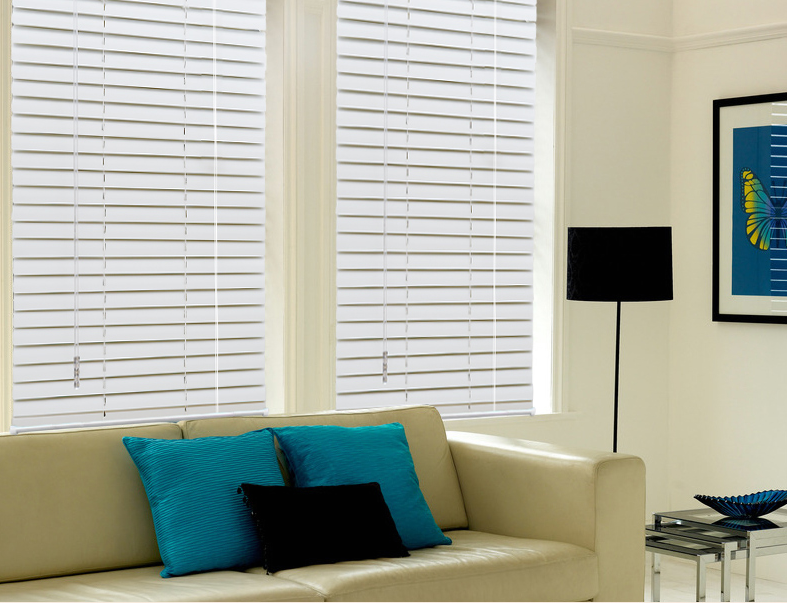 Blade Blind Curtain Aluminum