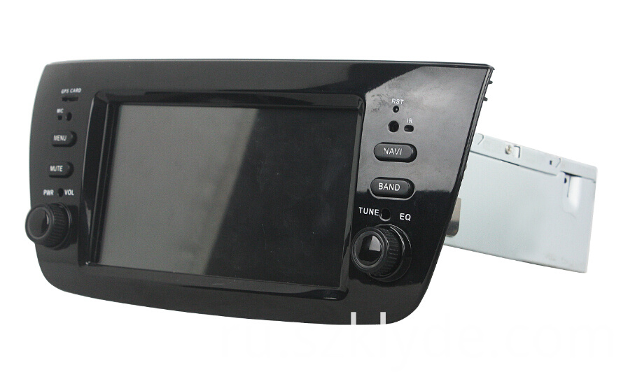 Multimedia System For Android Fiat Doblo