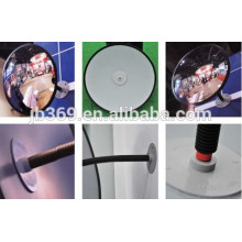 portable safety barber shop convex mirrors