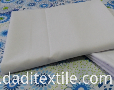 tc65/35 133x72 white shirt fabric