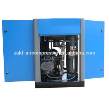 20HP Variable frequencyair compressor with screw type