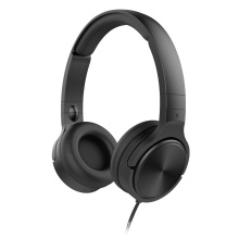 Noise Cancelling On-ear Wired Headphone
