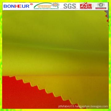 High Visibility Poly Cotton Teflon Fabric