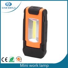 3W COB giratorio Mini Led luz de trabajo