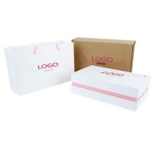 Custom Karton Papier Verpackung Box & Papiertüte