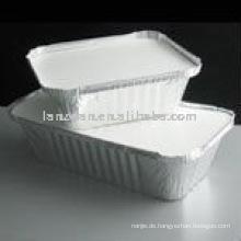 Rechteck-Folie-Container für Lebensmittel
