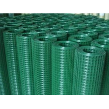 Сварная сетка из ПВХ используется в защите и строительстве