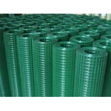 PVC geschweißte Drahtgewebe für Schutz und Konstruktion
