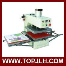 Arrivée nouvelle Sublimation pneumatique Machine de presse de chaleur Double emplacement