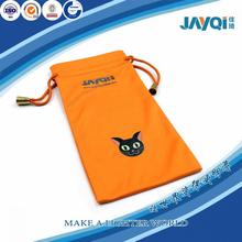 Microfibre Glasses Bag with Cartoon Logo
